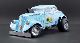 Willys  - 1933 blue - 1:18 - Acme Diecast - 1800911 - acme1800911 | Tom's Modelauto's