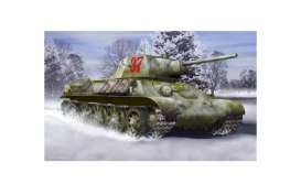 Military Vehicles  - T-34/76 1942  - 1:72 - Dragon - 7595 - dra7595 | Tom's Modelauto's