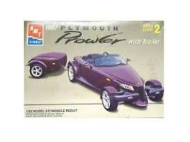 Plymouth  - Prowler 1997  - 1:25 - AMT - s1083 - amts1083 | Tom's Modelauto's