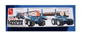 Trailer  - Peerless Logging Trailer  - 1:25 - AMT - s1103 - amts1103 | Tom's Modelauto's