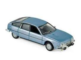 Citroen  - 1977 blue - 1:87 - Norev - 159013 - nor159014 | Tom's Modelauto's