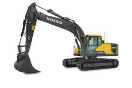 Volvo  - EC220 Crawler Excavator 2018  - 1:32 - AT Collections - 3200115 - AT3200115 | Tom's Modelauto's