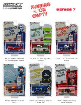 Assortment/ Mix  - various - 1:64 - GreenLight - 41070 - gl41070 | Tom's Modelauto's