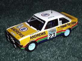 Ford  - Escort RS1800 #23 1977  - 1:18 - SunStar - 4460R - sun4460R | Tom's Modelauto's