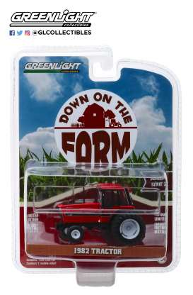 non  - 1982 red/black - 1:64 - GreenLight - 48020E - gl48020E | Tom's Modelauto's