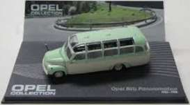 Opel  - Blitz 1953 creme/green - 1:72 - Magazine Models - ope98 - magOpe98 | Toms Modelautos