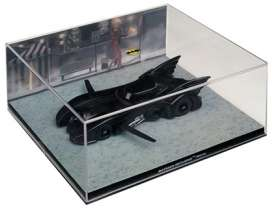 Batman  - black - 1:43 - Magazine Models - bat084 - magBAT084 | Toms Modelautos