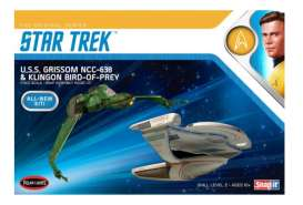 Star Trek  - U.S.S.   - 1:1000 - Polar Lights - 0957 - plls0957 | Tom's Modelauto's
