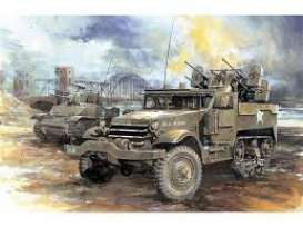 Military Vehicles  - M16  - 1:35 - Dragon - 6381 - dra6381 | Tom's Modelauto's