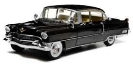 Cadillac  - *Godfather* 1955 black - 1:64 - GreenLight - 51209 - gl51209 | Tom's Modelauto's