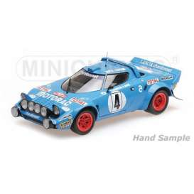 Lancia  - Stratos 1979 blue - 1:18 - Minichamps - 155791704 - mc155791704 | Tom's Modelauto's