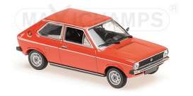 Volkswagen  - Polo 1979 red - 1:43 - Minichamps - 940050500 - mc940050500 | Tom's Modelauto's