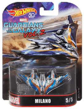 Marvel Guardians of the Galaxy - Milano blue/orange/silver - 1:64 - Hotwheels - FLD28 - hwmvFLD28 | Toms Modelautos