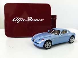 Alfa Romeo  - Nuvola light blue - 1:43 - Magazine Models - FIA5915798 - magFIA5915798 | Tom's Modelauto's