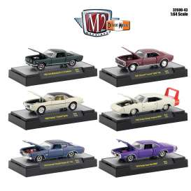 Assortment/ Mix  - various - 1:64 - M2 Machines - 32600-43 - M2-32600-43 | Tom's Modelauto's