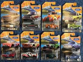 Assortment/ Mix  - various - 1:64 - Hotwheels - GDG44-999C - hwmvGDG44-999C | Tom's Modelauto's