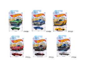 Assortment/ Mix  - various - 1:64 - Hotwheels - GDG44-965D - hwmvGDG44-965D | Tom's Modelauto's