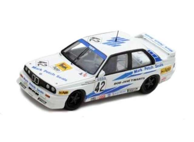 Bmw 3-Series M3 Wtcc #42 Winner Bathurst 1987 Ceccotto SPARK 1:43 AS030