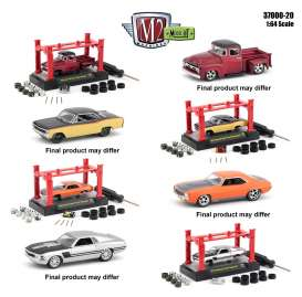 Assortment/ Mix  - various - 1:64 - M2 Machines - 37000-20 - M2-37000-20 | Tom's Modelauto's