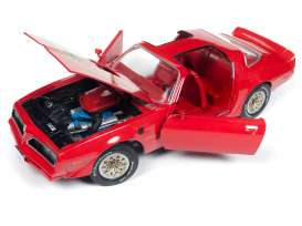 Pontiac  - Trans Am 1977 red - 1:18 - Auto World - AMM1160 - AMM1160 | Toms Modelautos