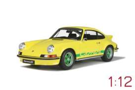 Porsche  - 911 2.7 RS 1973 yellow - 1:12 - GT Spirit - GT733 - GT733 | Tom's Modelauto's