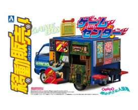 non  - Game Center Abeshi  - 1:24 - Aoshima - 108294 - abk108294 | Tom's Modelauto's