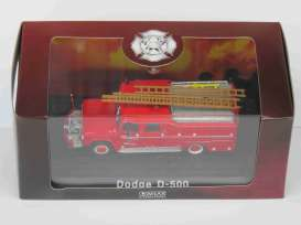 Dodge  - D500 red - 1:72 - Magazine Models - 4144111 - magAT4144111 | Toms Modelautos