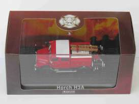 Horch  - H3A red - 1:72 - Magazine Models - 7147011 - magAT7147011 | Toms Modelautos
