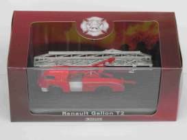 Renault  - Galion T2 red - 1:72 - Magazine Models - 4144114 - magAT4144114 | Toms Modelautos