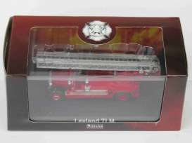 Leyland  - TLM red - 1:72 - Magazine Models - 4144103 - magAT4144103 | Toms Modelautos