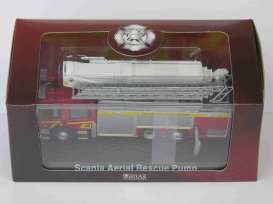 Scania  - Aerial red - 1:72 - Magazine Models - 4144108 - magAT4144108 | Toms Modelautos