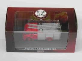 Bedford  - TK Fire Appliance red - 1:72 - Magazine Models - 4144112 - magAT4144112 | Toms Modelautos