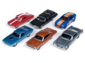 Assortment/ Mix  - various - 1:64 - Auto World - 64202B - AW64202B | Tom's Modelauto's