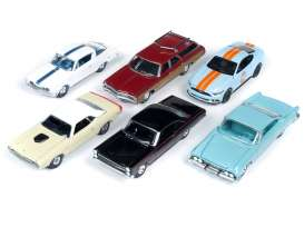 Assortment/ Mix  - various - 1:64 - Auto World - 64202A - AW64202A | Tom's Modelauto's
