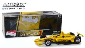 Chevrolet  - 2019 yellow/black - 1:18 - GreenLight - 11052 - gl11052 | Tom's Modelauto's