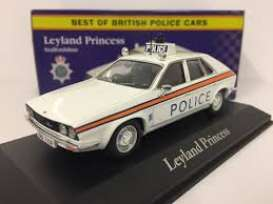 Leyland  - Princess white/red - 1:43 - Magazine Models - POLLeyland - MagPOLLeyland | Tom's Modelauto's