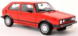 Volkswagen  - 1:18 - Welly - 18039r - welly18039r | Toms Modelautos