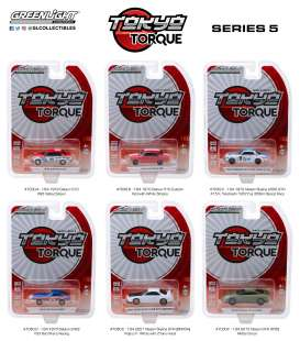 Assortment/ Mix  - various - 1:64 - GreenLight - 47030 - gl47030 | Tom's Modelauto's