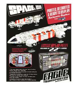 Space 1999  - Eagle Deluxe Accessory Pack 1999  - 1:48 - MPC - 903 - mpc903 | Tom's Modelauto's