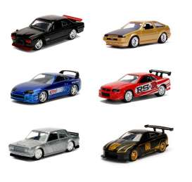 Assortment/ Mix  - various - 1:64 - Jada Toys - 14036W4 - jada14036W4 | Tom's Modelauto's