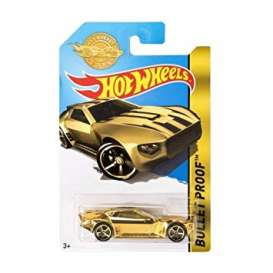 Hot Rod non - Bullet Proof 2016 gold - 1:64 - Hotwheels - DPN12 - hwmvDPN12 | Tom's Modelauto's