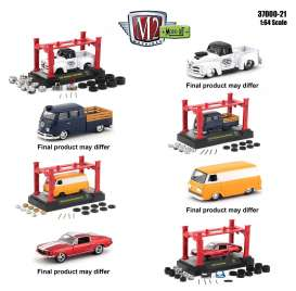 Assortment/ Mix  - various - 1:64 - M2 Machines - 37000-21 - M2-37000-21 | Tom's Modelauto's