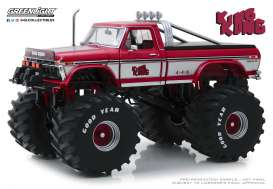 Ford  - F-250 Monster Truck 1975  - 1:18 - GreenLight - 13539 - gl13539 | Tom's Modelauto's