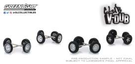 Wheels & tires Rims & tires - 2018  - 1:64 - GreenLight - 13172 - gl13172 | Tom's Modelauto's
