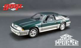 Ford Mustang - GT *Home Improvement* 1991 green - 1:18 - GMP - GMP18920 - gmp18920 | Tom's Modelauto's