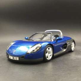 Renault  - Spider 1998 blue - 1:18 - OttOmobile Miniatures - 748 - otto748 | Tom's Modelauto's