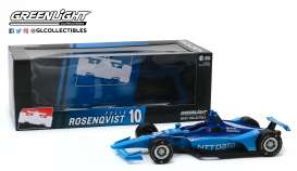 Honda  - 2019 blue - 1:18 - GreenLight - 11056 - gl11056 | Tom's Modelauto's