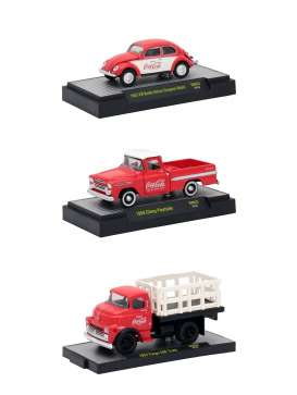 Assortment/ Mix  - various - 1:64 - M2 Machines - 52500-RW03H - M2-52500RW03 | Tom's Modelauto's