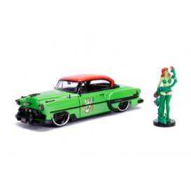 Chevrolet  - Bel Air *Poison Ivy* 1953 green - 1:24 - Jada Toys - 30455 - jada30455 | Tom's Modelauto's