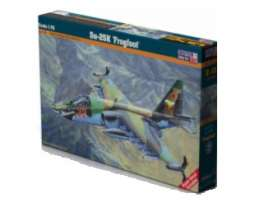 Military Vehicles  - Su-25K *Frogfoot*  - 1:72 - Mister Craft - E10 - misterE10 | Tom's Modelauto's
